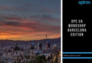 Curso OPC UA Barcelona @ Barcelona | Catalunya | España
