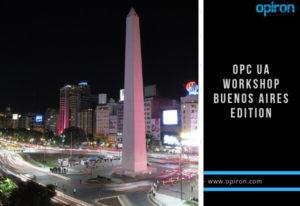 Curso OPC UA Buenos Aires @ Buenos Aires | Argentina