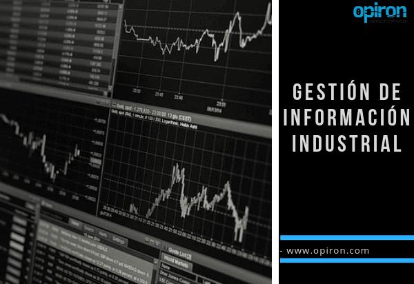 gestión de información industrial